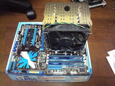 しかたなく新PC
