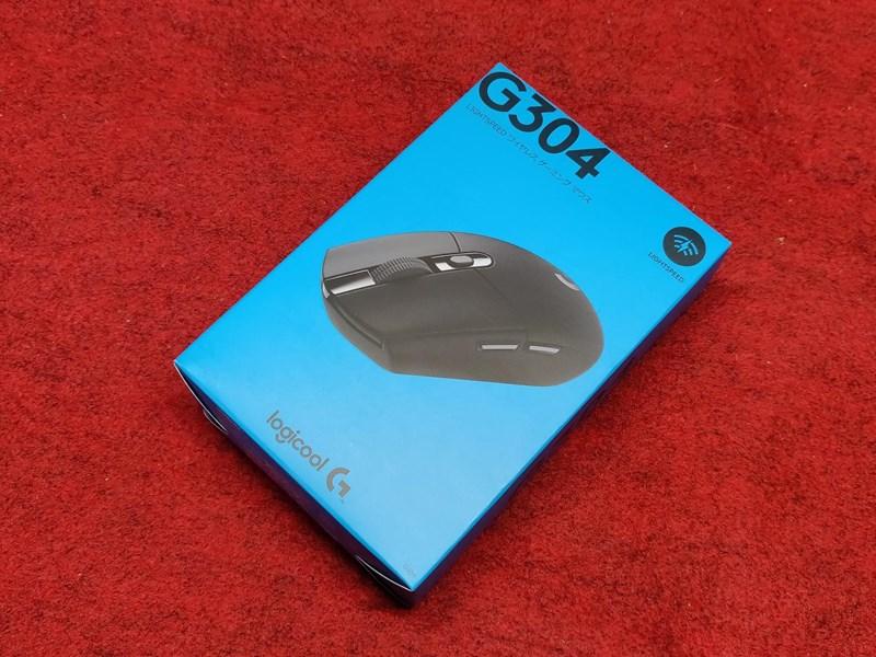 ロジクール G304ゲーミングマウスを購入しました。