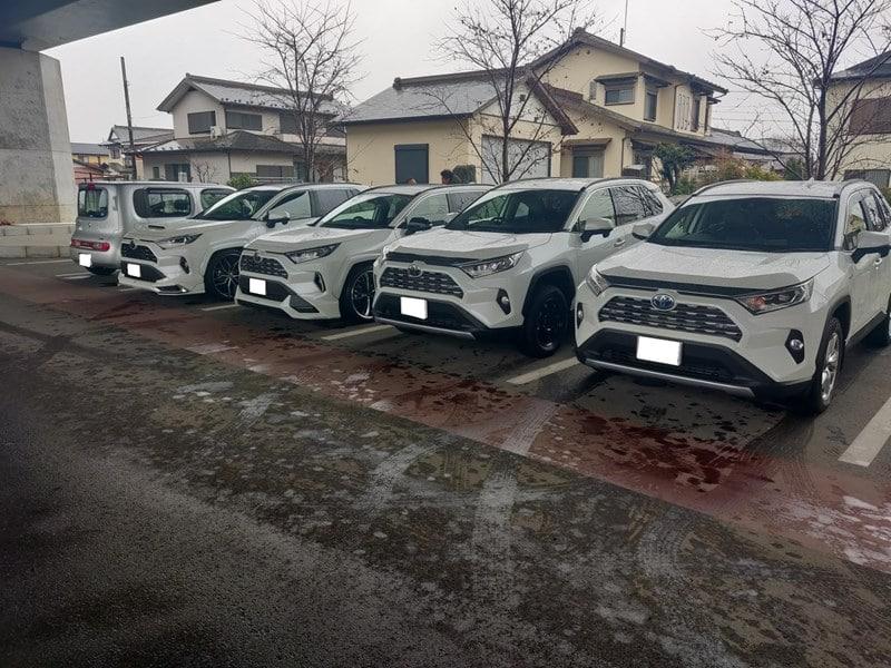 RAV4 神奈川オフ会に行ってきました。