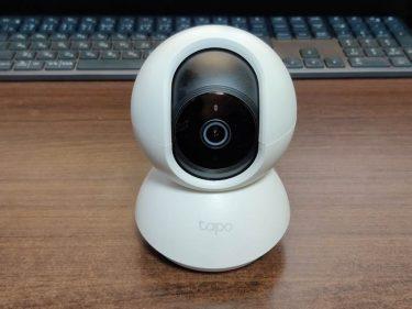 TP-Link ネットワークWi-Fiカメラ Tapo C200を購入してみた。